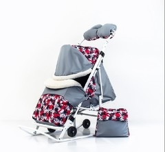 Санки-коляска ЭМИ 3