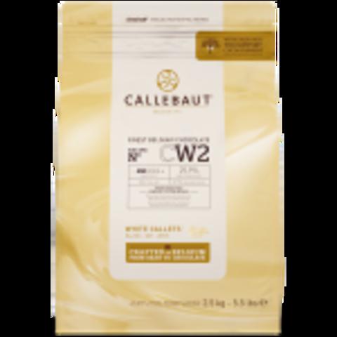 Белый Шоколад Callebaut 25,9%, 2,5 кг
