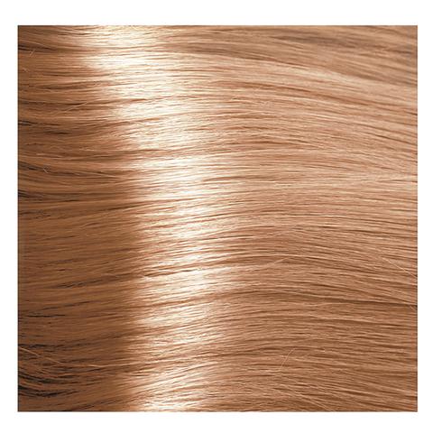 Крем краска для волос с гиалуроновой кислотой Kapous, 100 мл - HY 9.4  Очень светлый блондин интенсивный медный