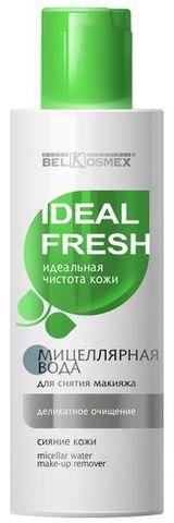 BelKosmex IDEAL FRESH Мицеллярная вода д/снятия макияжа,деликатное очищение 150мл