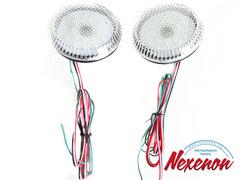 LED катафоты Nissan X-TRAIL белые