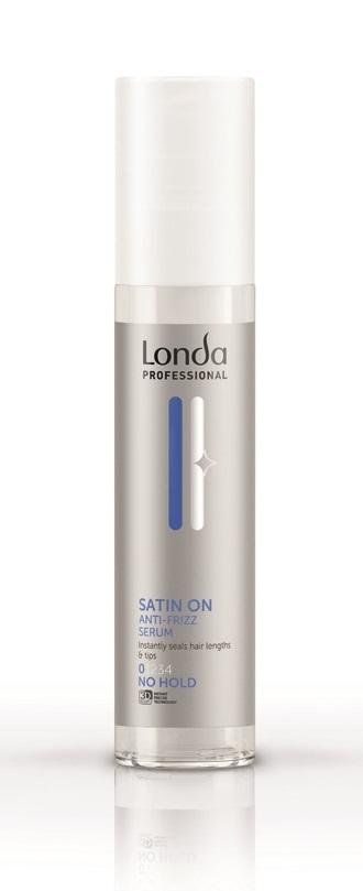 Разглаживающая сыворотка для волос SATIN ON Londa
