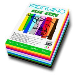 Бумага для пастели Fabriano Tiziano, 160г/м2, 10 листов, 70x100 см, цвет огненно-красный