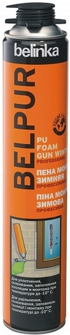 Belinka Belpur Pu Foam Gun Winter Монтажная пена