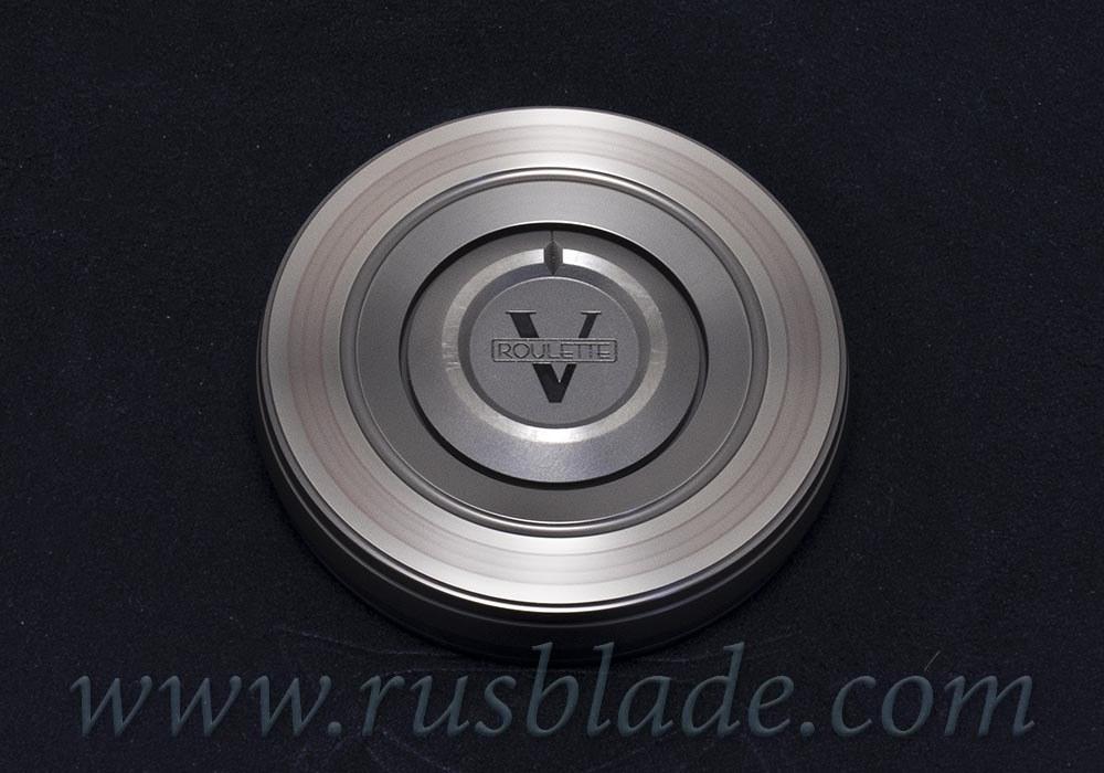 Pocket Roulette V Born in Vegas Shirogorov Mint