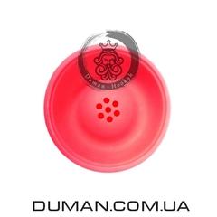 Силиконовая чаша для кальяна под Kaloud Lotus |Красная