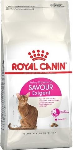 Корм для кошек Royal Canin (4 кг) Exigent 35/30 Savoir Sensation