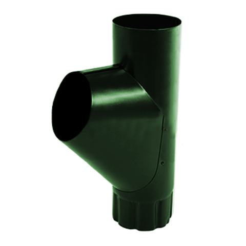 Тройник трубы металлический МеталлПрофиль МП Престиж 125 х 100