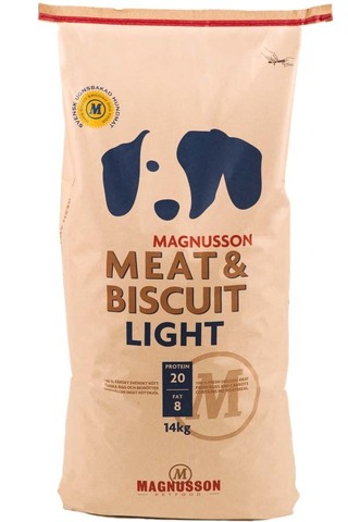 Корм для собак Magnusson Meat & Biscuit Light 4.5 кг