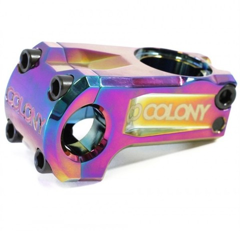 BMX Вынос Colony Official Stem Front Load Rainbow Anodise