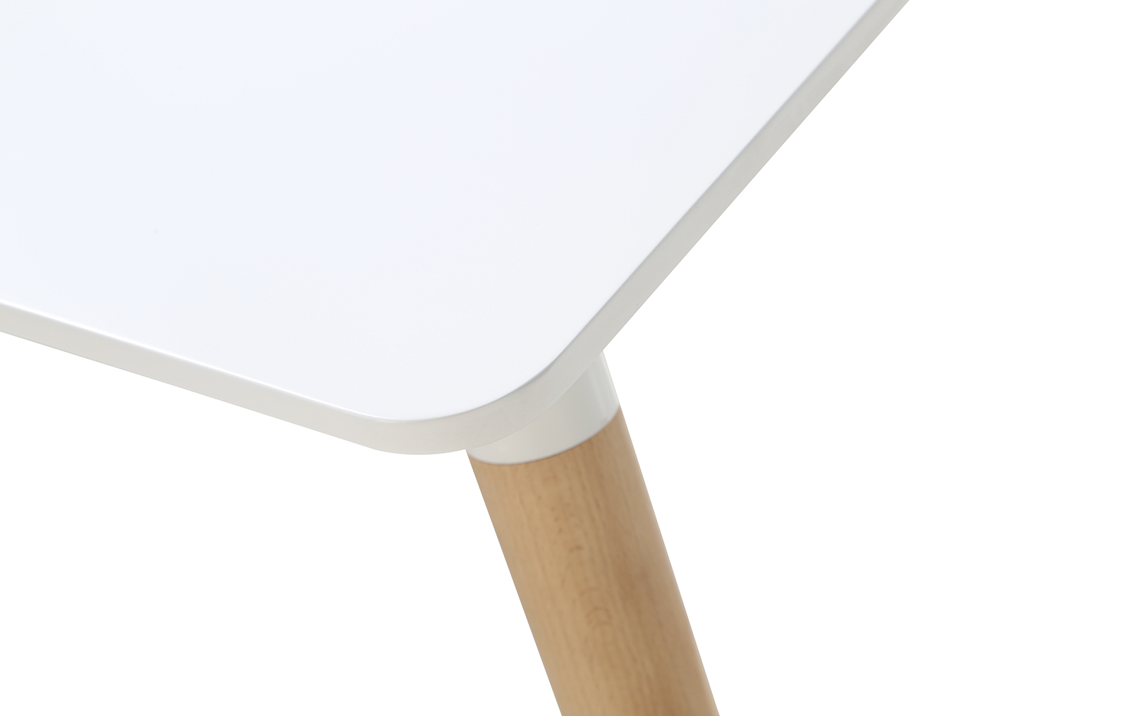 Стол ESF DT-900 белый