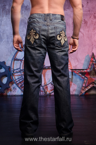 Джинсы Affliction Denim Killers. Made in USA
