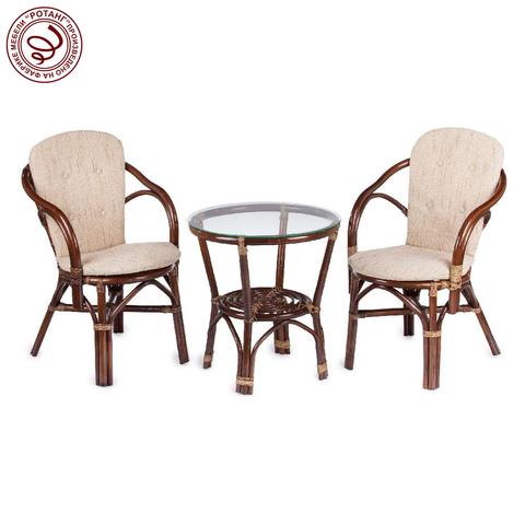 Комплект кофейный Patio Villadge (стол+2 кресла)