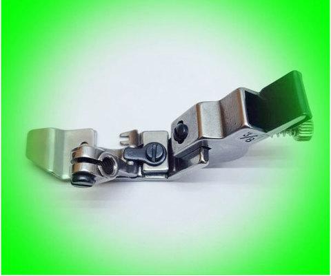 Лапка 274018 на 4-х ниточный оверлок для настрачивания резинки с растяжением 3/8 (9.5 мм) серия K | Soliy.com.ua