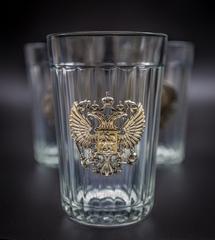 Подарочный набор граненных стаканов «Неподвластный времени», фото 10