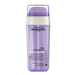 L'Oreal Professionnel Liss Unlimited SOS Smoothing Double Serum - Двухфазная сыворотка