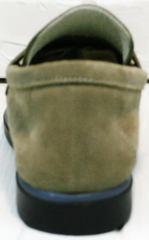 Красивые туфли без каблука женские Osso 2668 Beige.