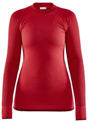 Премиальная Терморубашка Craft Warm Intensity Red женская