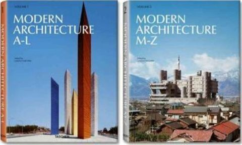 The A-Z of Modern Architecture