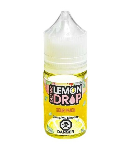 Lemon Drop Salt Lemon Drop Salt: Жидкость Sour Peach