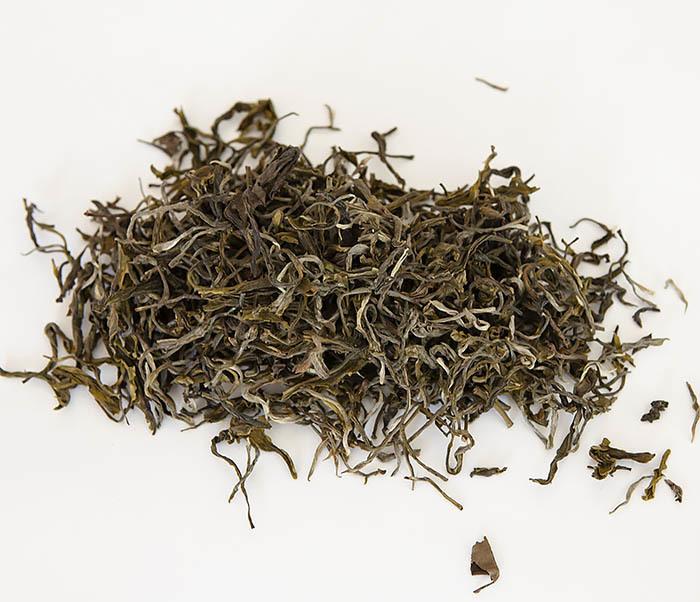TEA-CH102 Китайский зеленый чай «Ворсистые Пики» (Сы Мао Мао Фэн, 50 гр) фото 03