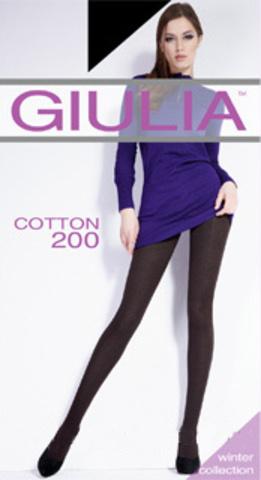 Колготки Giulia Cotton 200