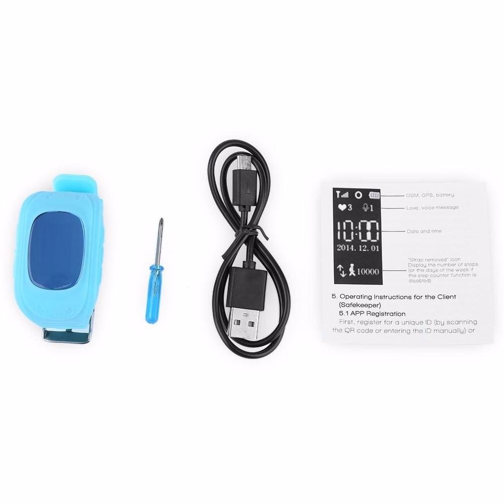 Комплект часов Smart Baby Watch Q50