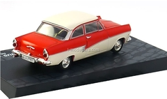 Ford Taunus 17M (P2) De Luxe Coupe 1957-1959 red - white Altaya 1:43