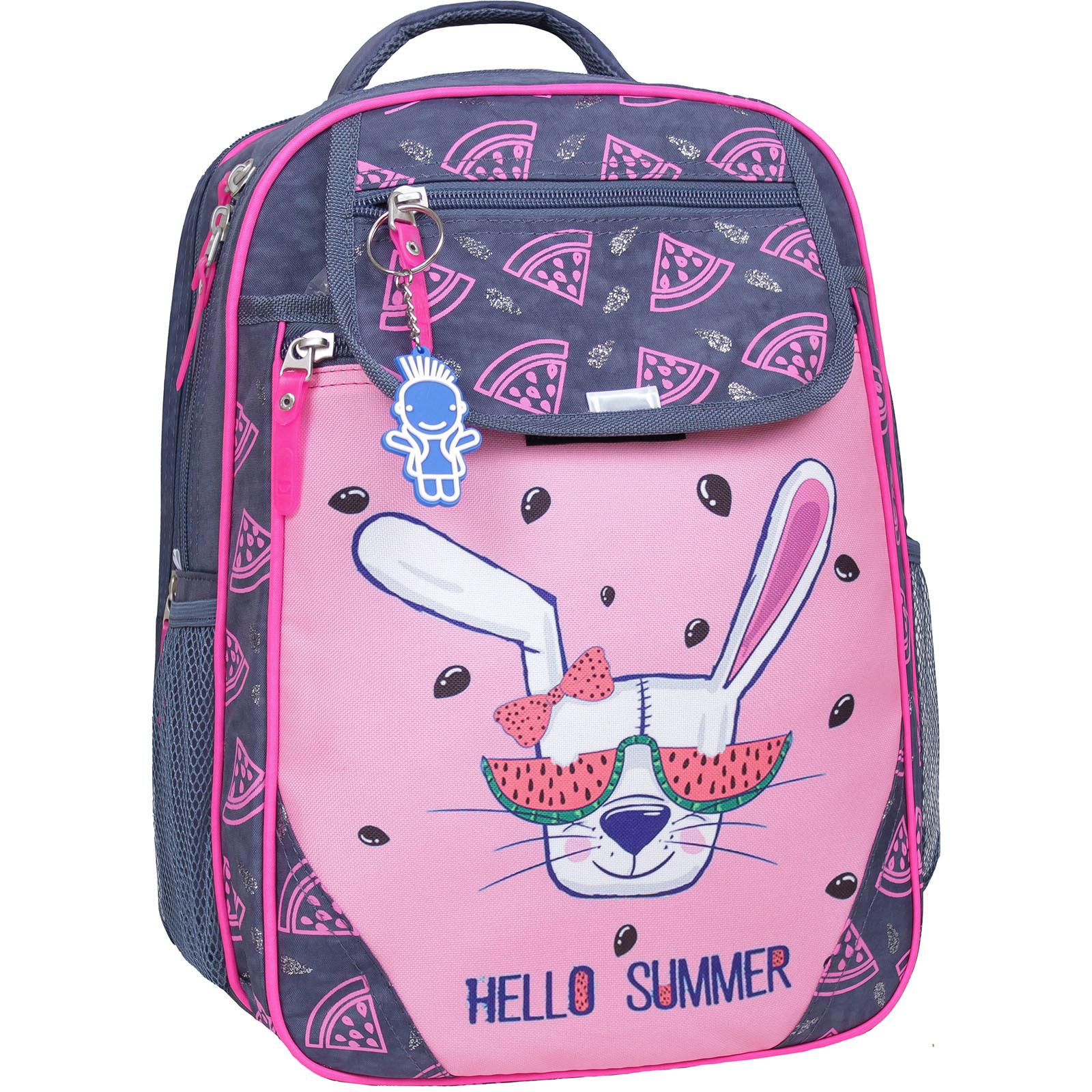 Школьные рюкзаки Рюкзак школьный Bagland Отличник 20 л. 321 серый 204к (0058070) IMG_5720_1600_204к.jpg