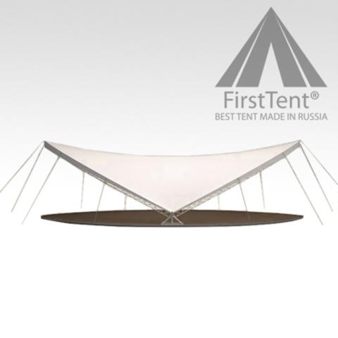 Каскадный шатер 24х18м (432м2)