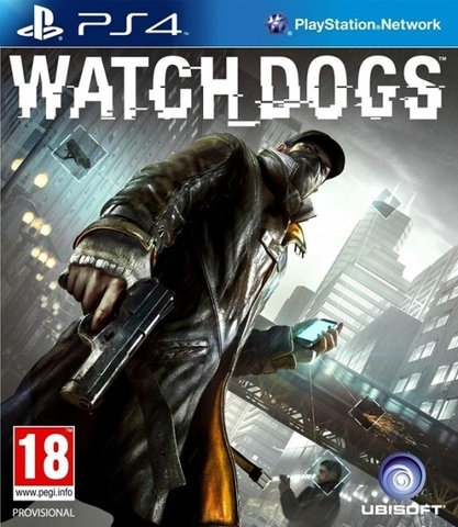 PS4 Watch Dogs (Хиты PlayStation, русская версия)