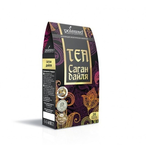Polezzno Чай Саган Дайля в фильтр-пакетах 12 г
