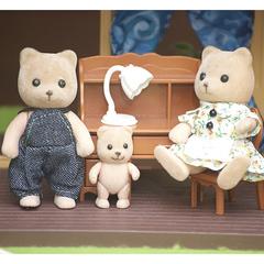 Семейка мишек Happy family 8901А