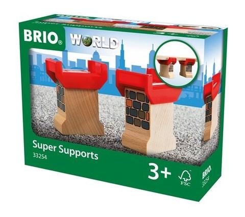 BRIO Опоры для мостов,2 шт.