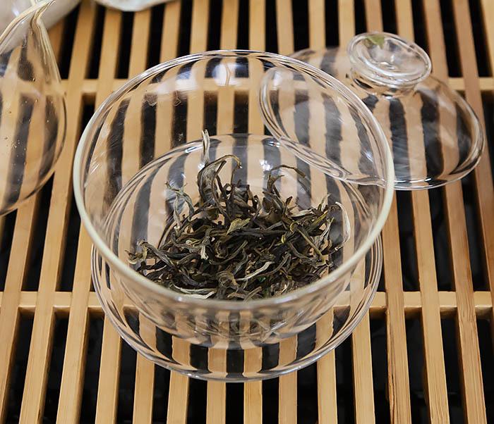 TEA-CH102 Китайский зеленый чай «Ворсистые Пики» (Сы Мао Мао Фэн, 50 гр) фото 07