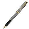 Parker Sonnet - Cisele Silver GT, ручка-роллер, F, BL