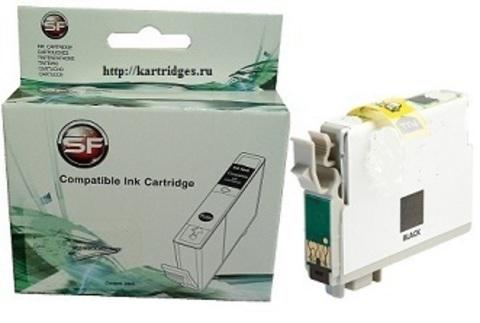 Картридж SuperFine SF-T0821Bk