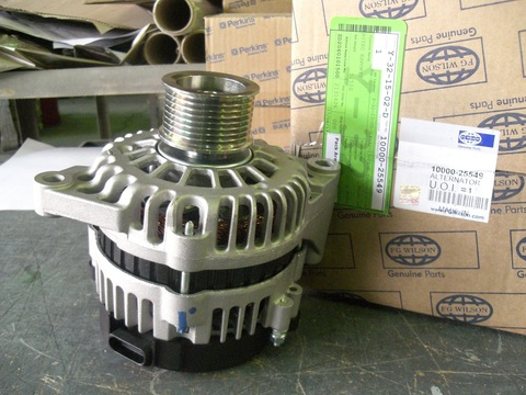 Генератор / ALTERNATOR CHARGING AND PULLEY АРТ: 10000-25549