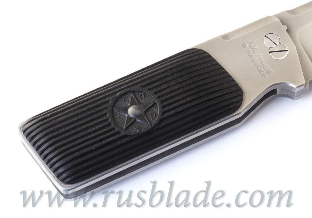 Custom Urakov TT33 Folding knife