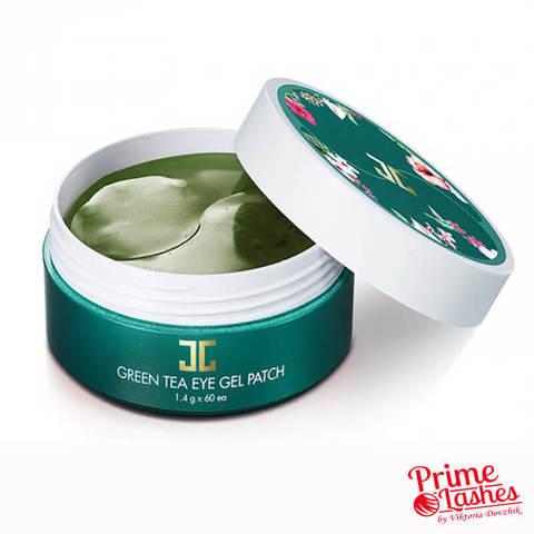 Патчи для глаз с экстрактом зеленого чая Jayjun
