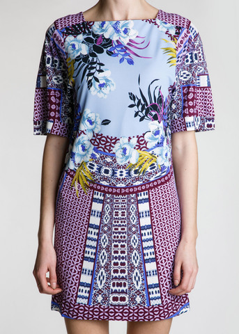 Платье из вискозы ETRO