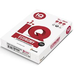 Бумага для офисной техники IQ Economy (А4, марка C, 80 г/кв.м, 500 листов)