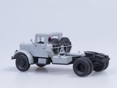 MAZ-200V road tractor gray AutoHistory 1:43