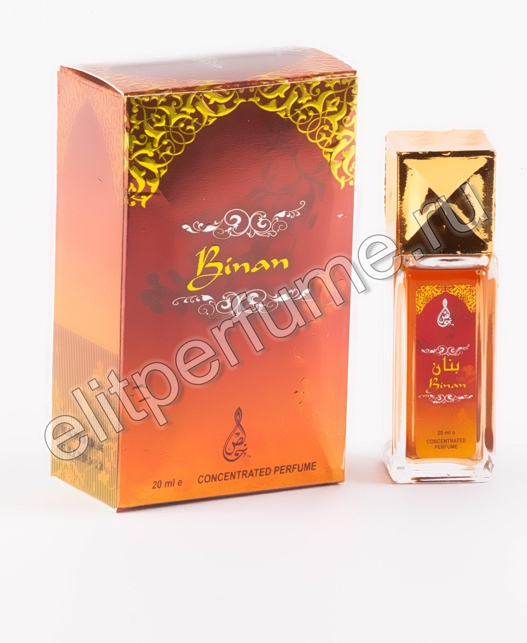 Пробник для Binan Бинан 1 мл арабские масляные духи от Халис Khalis Perfumes