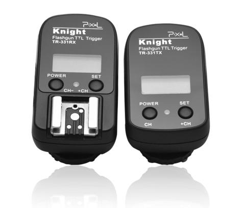 Синхронизатор Pixel Knight TR-331 для Nikon