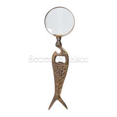 Увеличительное стекло Secret De Maison  (mod. 52531) — античная медь
