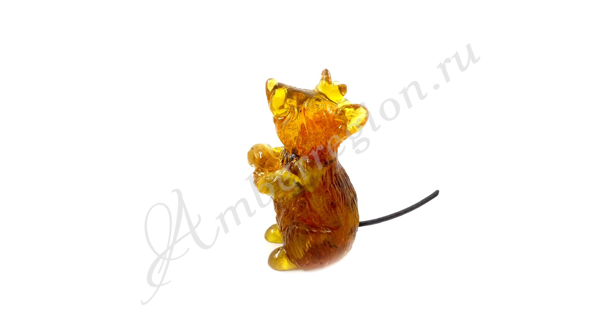 Крыса-король с хвостом (10 шт.)