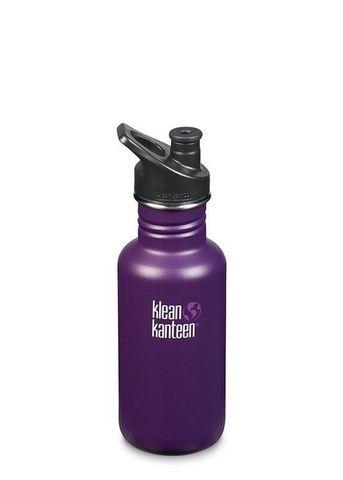 Бутылка Klean Kanteen Classic Sport 18oz (532 мл) Winter Plum