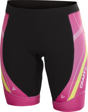 Велошорты Craft Performance Tour женские розовые