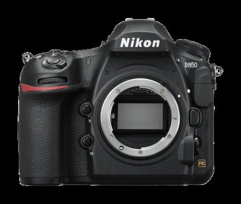 Цифровой зеркальный фотоаппарат Nikon D850 BODY